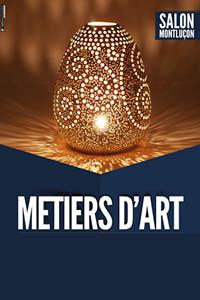 Salon des Métiers d'Art les 10 et 11 mars 2018